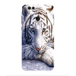 Cover 'I Love White Tiger' Per Huawei Nova 2 Plus