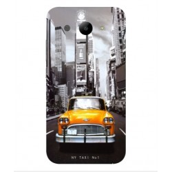 Huawei Y3 (2017) New York Taxi Cover