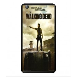 Coque Walking Dead Pour Huawei Y6II Compact