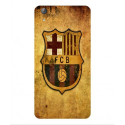 Coque FC Barcelone Pour Huawei Y6II Compact