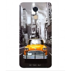 Coque New York Taxi Pour Huawei Y7 Prime