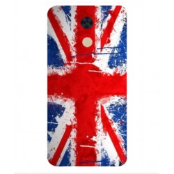 Coque UK Brush Pour Huawei Y7 Prime