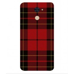 Coque Broderie Suédoise Pour Huawei Y7 Prime