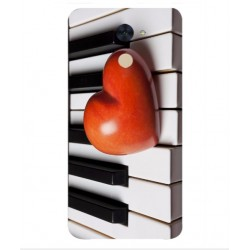 Coque I Love Piano pour Huawei Y7 Prime
