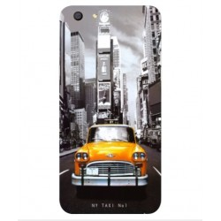 Coque New York Taxi Pour Oppo F3