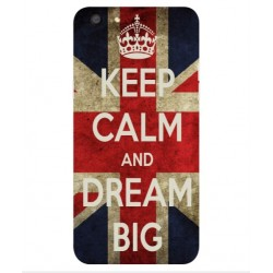 Coque Keep Calm And Dream Big Pour Oppo F3
