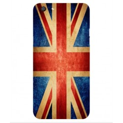 Coque Vintage UK Pour Oppo F3