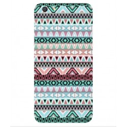 Coque Broderie Mexicaine Pour Oppo F3