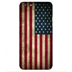 Coque Vintage America Pour Oppo F3