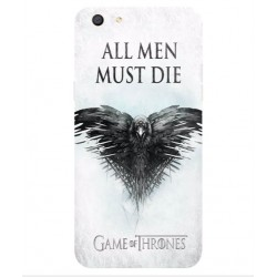 Oppo F3 All Men Must Die Cover