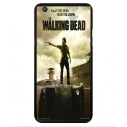 Oppo F3 Walking Dead Cover
