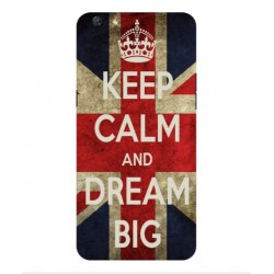 Oppo R9s Keep Calm And Dream Big Cover