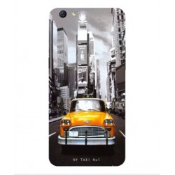 Oppo R9s New York Taxi Cover