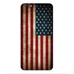Oppo R9s Vintage America Cover