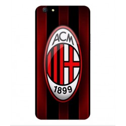 Oppo R9s AC Milan Cover