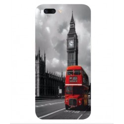 Oppo R11 Plus London Style Cover