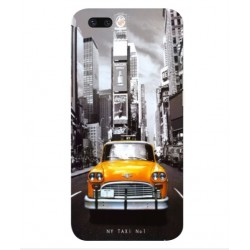 Oppo R11 Plus New York Taxi Cover