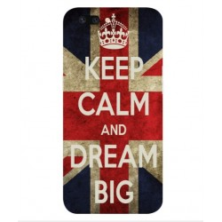 Coque Keep Calm And Dream Big Pour Oppo R11 Plus