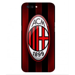 Oppo R11 Plus AC Milan Cover