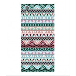 Coque Broderie Mexicaine Pour Sony Xperia L1