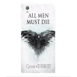 Sony Xperia L1 All Men Must Die Cover