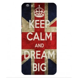 Vivo V5s Keep Calm And Dream Big Cover