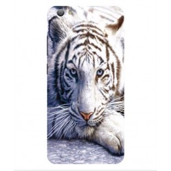 Vivo V5s White Tiger Cover