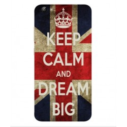 Vivo V5 Lite Keep Calm And Dream Big Cover