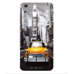 Vivo V5 Lite New York Taxi Cover