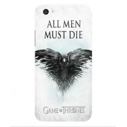 Vivo V5 Plus All Men Must Die Cover