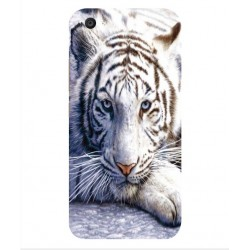 Vivo V5 Plus White Tiger Cover