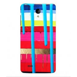 Vivo Y25 Brushstrokes Cover
