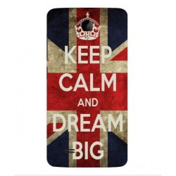 Vivo Y25 Keep Calm And Dream Big Cover