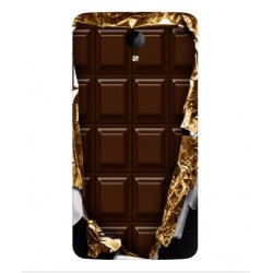 Vivo Y25 I Love Chocolate Cover