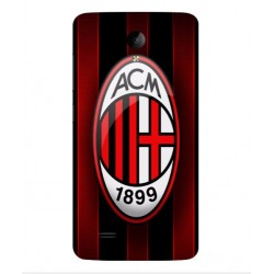 Vivo Y25 AC Milan Cover