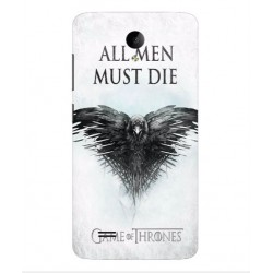 Vivo Y25 All Men Must Die Cover