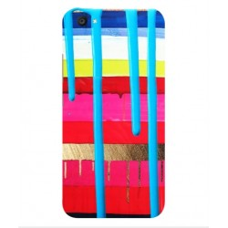 Vivo Y55s Brushstrokes Cover