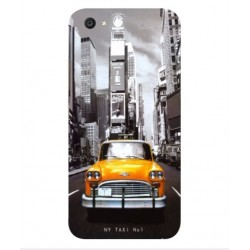 Vivo Y55s New York Taxi Cover