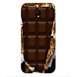 Coque I Love Chocolate Pour Samsung Galaxy J3 (2017)