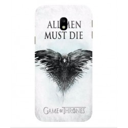 Protection All Men Must Die Pour Samsung Galaxy J3 (2017)