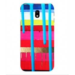 Samsung Galaxy J3 (2017) Brushstrokes Cover