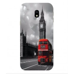 Samsung Galaxy J3 (2017) London Style Cover