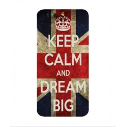 Keep Calm And Dream Big Hülle Für Huawei Honor 9