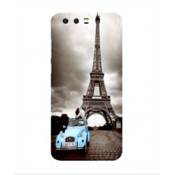 Huawei Honor 9 Vintage Eiffel Tower Case