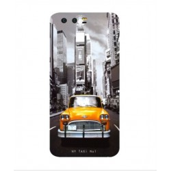 Coque New York Taxi Pour Huawei Honor 9