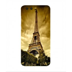 Coque Protection Tour Eiffel Pour Huawei Honor 9
