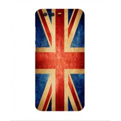 Coque Vintage UK Pour Huawei Honor 9