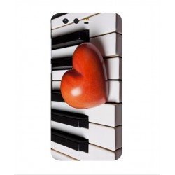 Coque I Love Piano pour Huawei Honor 9