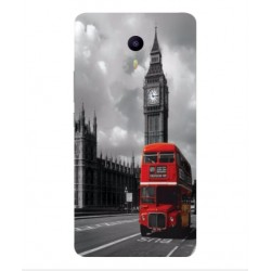 Meizu M3 Max London Style Cover