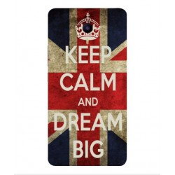 Meizu M3 Max Keep Calm And Dream Big Cover